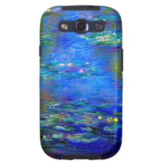 Monet Water Lilies v4 Galaxy SIII Case