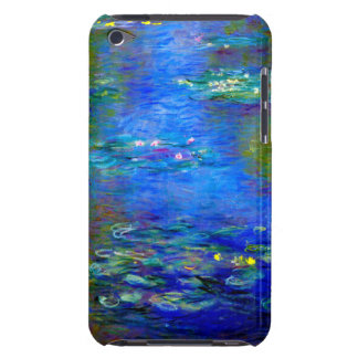 Monet Water Lilies v4 iPod Touch Case-Mate Case