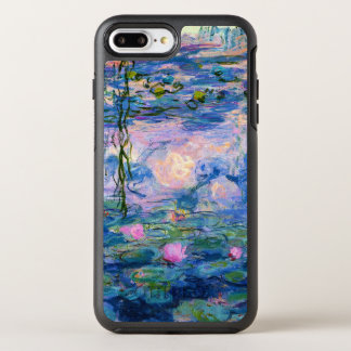 Monet Water Lilies with Pond Reflections OtterBox Symmetry iPhone 8 Plus/7 Plus Case