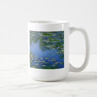 Monet Water Lillies Coffee Mug