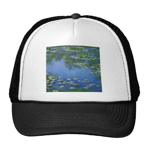 Monet Water Lillies Hats