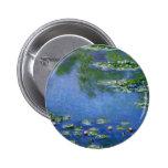 Monet Water Lillies Pins