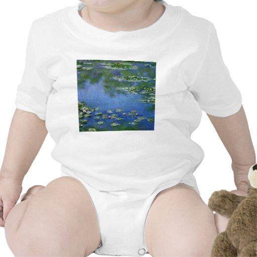 Monet Water Lillies T-shirt