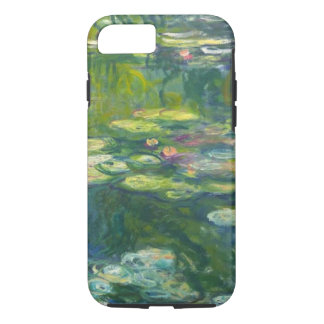 Monet Water Lilly iPhone X/8/7 Tough Case