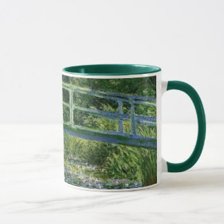 MONET: Water Lily Pond 1897 Coffee cup MUG
