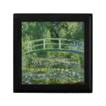 MONET Water Lily Pond 1897 Gift Box