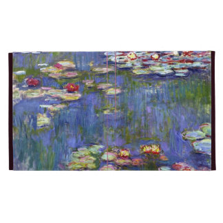 Monet Water Lily Pond Caseable Case iPad Cases