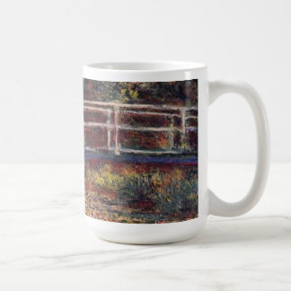 MONET Water Lily Pond Mug Symphony in Rose