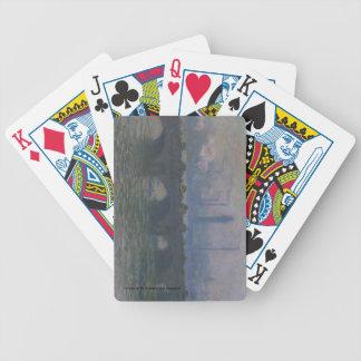 Monet - Waterloo Bridge Cards Card Decks