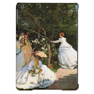 Monet Women in the Garden iPad Air Case