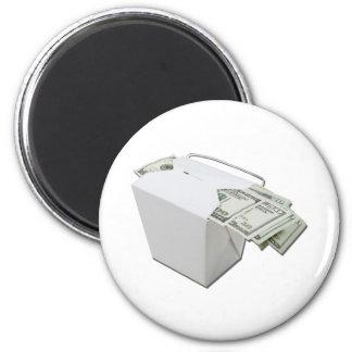 MonetaryTip012511 2 Inch Round Magnet