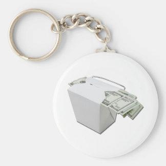 MonetaryTip012511 Llavero Redondo Tipo Pin