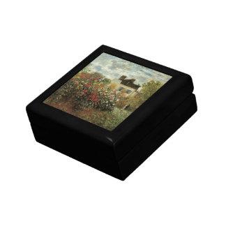 Monet's Garden at Argenteuil by Claude Monet Gift Box