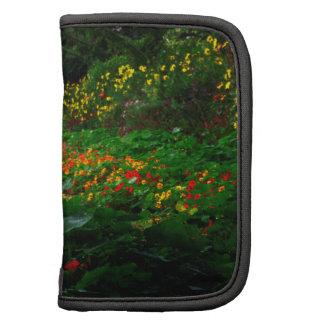 Monet's Garden in Autumn Organizer