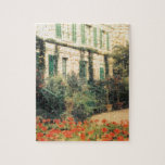 Monet's Giverny Jigsaw Puzzle