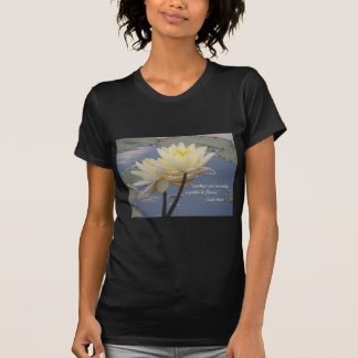 Monet's Lily Tshirts