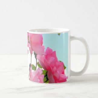 """Monet's Rose Garden"" Coffee Mug"
