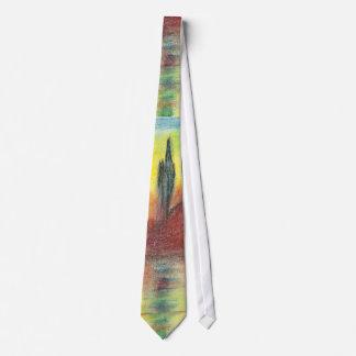Monet's Twilight, Venice Tie