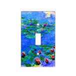 Monet's Water Lilies Switch Plate Cover