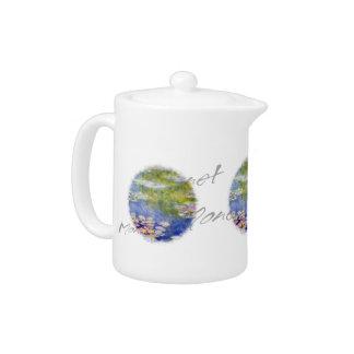 Monet's Water Lilies Teapot