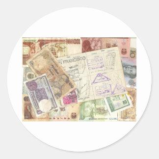 money001.jpg classic round sticker