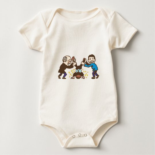 Money A DRIVEr debt collectors Baby Bodysuit