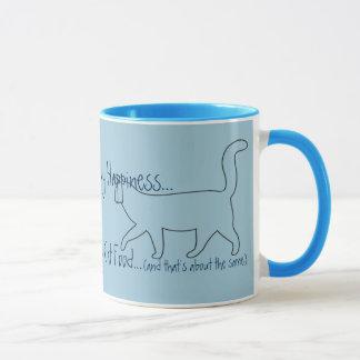 Money And Cats Coffee Mugs