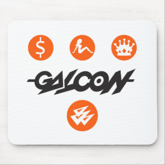 Money, Babes, Power Mouse Pad