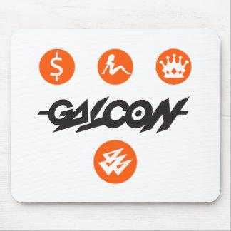 Money, Babes, Power Mousepad