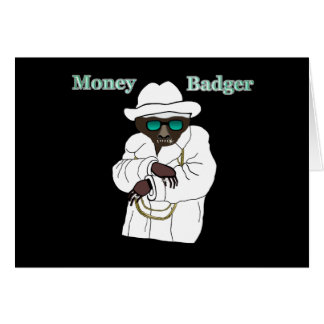 Money Badger Card