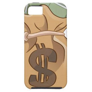 Money Bag Cartoon Icon iPhone SE/5/5s Case