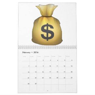 Money Bag - Emoji Calendar