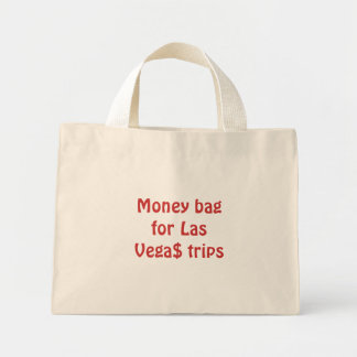 Money bag for Las Vegas trips