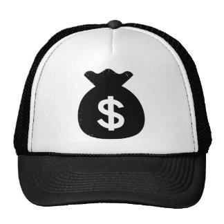 Money Bag Trucker Hat