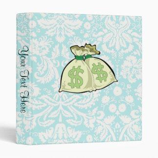 Money Bags; Cute Binder