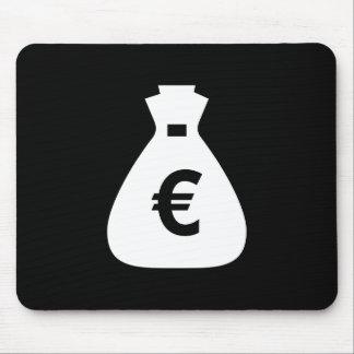 Money Bags Pictogram Mousepad