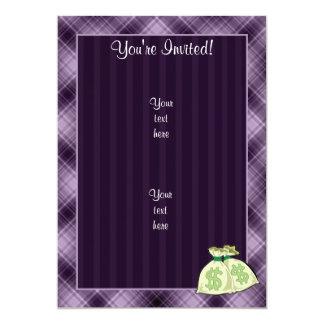 Money Bags; Purple Card