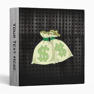 Money Bags; Rugged Binder