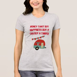 Money Cant Buy Happiness But Can Buy Camper - Fun