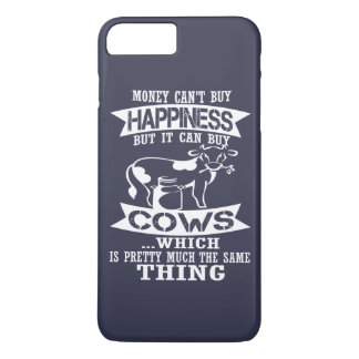 Money can't buy happiness iPhone 7 plus case