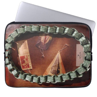 Money Chain computer sleeve 13 inch