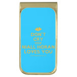 [Two hearts] don't cry coz niall horan loves you  Money Clip