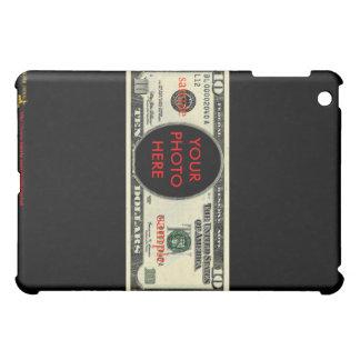 Money currency 10 dollars ten dollar note US$ $ iPad Mini Case