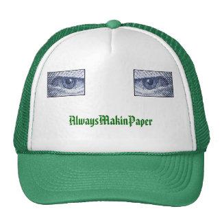 Money Eyes Amp hat