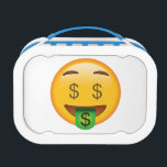 """Money Face - Emoji Lunch Box<br><div class=""""desc"""">Money Face - Emoji</div>"""