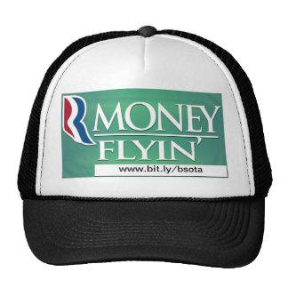 Money Flyin Romney-Ryan Parody Hat