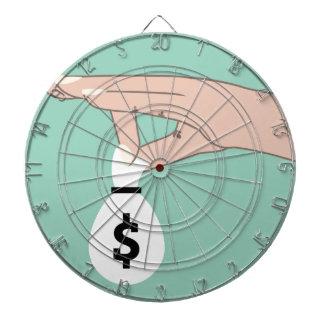 Money Fund Transfer Dartboard