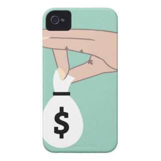 Money Fund Transfer iPhone 4 Case-Mate Cases