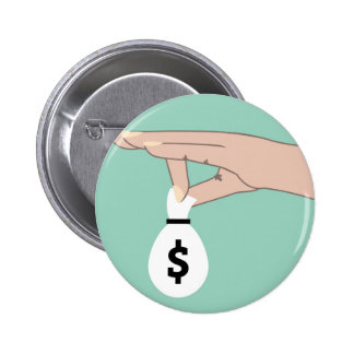 Money Fund Transfer Pinback Button