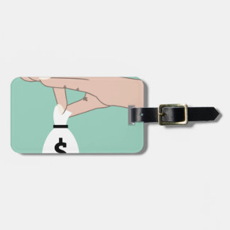 Money Fund Transfer Tag For Luggage